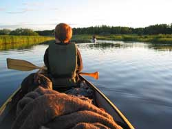 Canoeing, Photo: Daniel Green